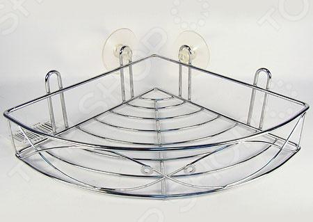 Полка угловая для ванной Super Kristal SK-2644