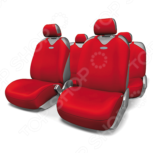 Набор чехлов для сидений Autoprofi R-902P R-1 Sport Plus классические майки r 1 sport