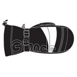 Купить Варежки GLANCE Element Mitten (2011-12). Цвет: черный