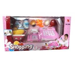 фото Игровой набор для девочки Maxitoys «Касса с аксессуарами»