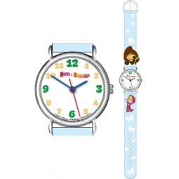 фото Часы наручные для девочки Маша и Медведь «Маша и Медведь»