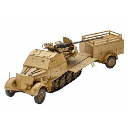Купить Сборная модель тягача Revell Sd.Kfz. 7/2