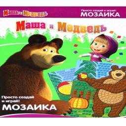 фото Мозаика KUKUMBA Медведь с мячиком