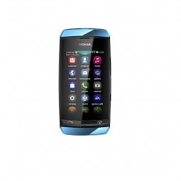 фото Мобильный телефон Nokia 306 Asha. Цвет: синий