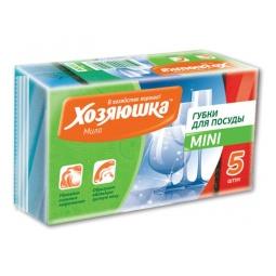 Купить Губка для посуды Хозяюшка 01006