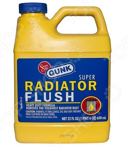 цены  Промывка радиатора Gunk C2124