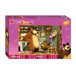 фото Пазл 360 элементов Step Puzzle Маша и Медведь