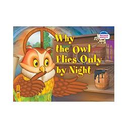 фото Почему сова летает только ночью. Why the owl flies only by night