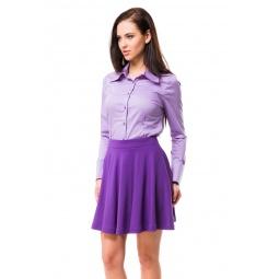 фото Юбка Mondigo 5097. Цвет: фиолетовый. Размер одежды: 46