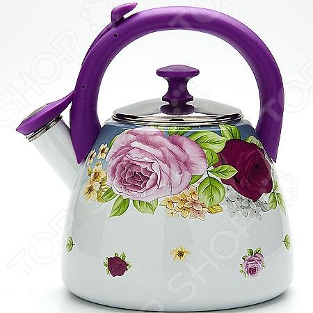 Чайник со свистком Mayer&Boch MB-23088 mayer boch чайник мет со свист 2 7л мв