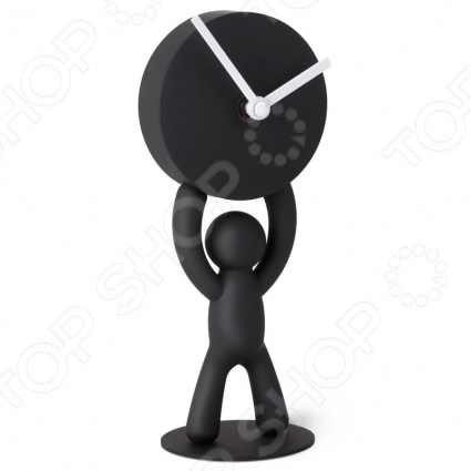 Часы настольные Umbra Buddy