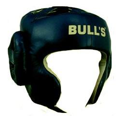 фото Шлем боксерский ATEMI HG-11019 черный