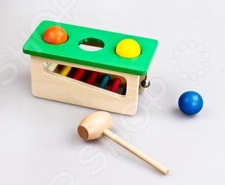 Набор развивающий для ребенка Mapacha «Забей шарик»