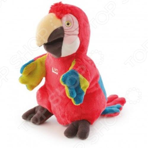 Игрушка на руку Trudi «Попугай» 29930
