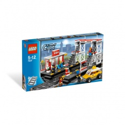 фото Конструктор LEGO Железодорожный вокзал