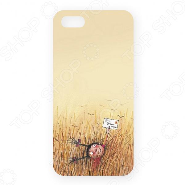 Чехол для iPhone 5 Mitya Veselkov «Долгожданное письмо»