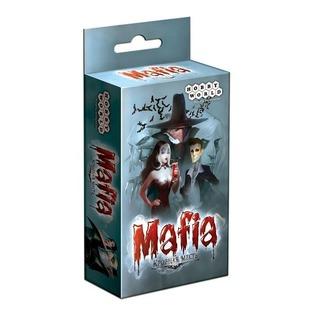 Купить Игра карточная Hobby World 1264 «Мафия. Кровная месть. Карточная версия»