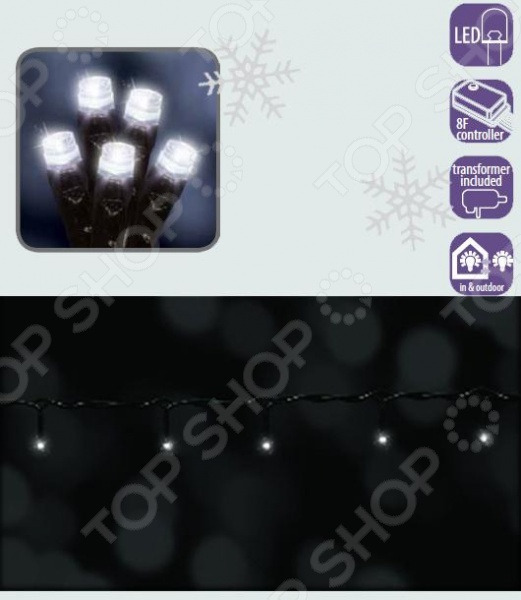 Гирлянда электрическая Luca Lighting 1694695