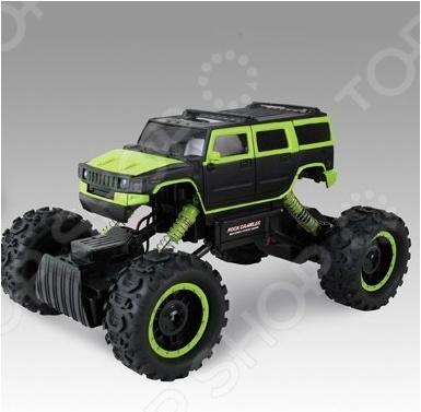 Машина на радиоуправлении Rock Crawler 1717000