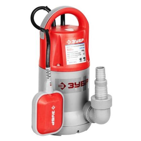 Купить Насос погружной для чистой воды Зубр ЗНПЧ-550
