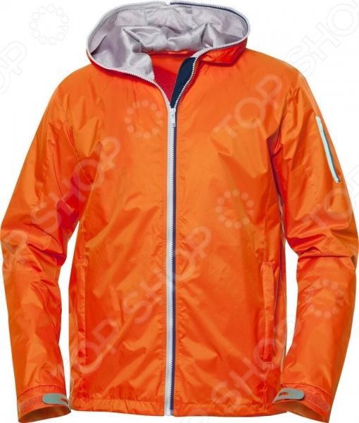Куртка Clique «Сибрук». Цвет: оранжевый