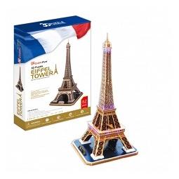 Купить Пазл 3D Cubic Fun «Эйфелева Башня»
