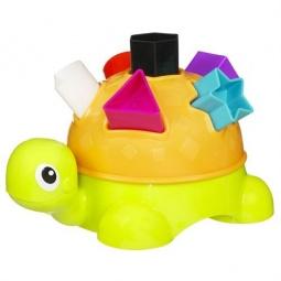 фото Игрушка развивающая Hasbro Веселая черепашка с формочками