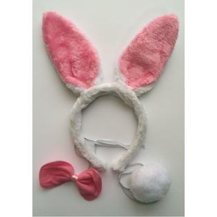 Купить Набор карнавальный Accessories «Зайчик меховой»