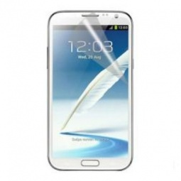 фото Пленка защитная LaZarr для Samsung Galaxy Note 2 N7100. Тип: глянцевая