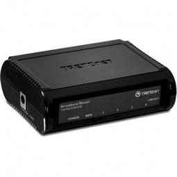 Купить Маршрутизатор TRENDnet TW100-S4W1CA