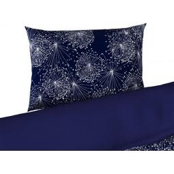 фото Комплект постельного белья Dormeo Mirabel. 1-спальный. Цвет: синий