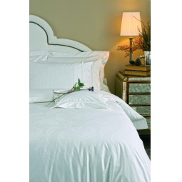 фото Комплект постельного белья Valeron Angelique. Евро. Цвет: белый