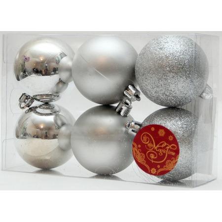 Купить Набор новогодних шаров Феникс-Презент 38996 «Ассорти»