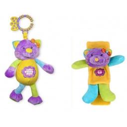 фото Набор игрушек развивающих Жирафики «Набор подарочный. Котята»