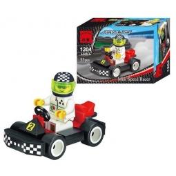 Купить Конструктор игровой Brick Mini Speed Racer 1717105