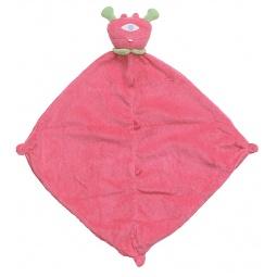 фото Покрывальце-игрушка Angel Dear Циклоп. Цвет: фуксия