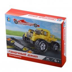 Купить Конструктор игровой 1 Toy «Гоночный джип»
