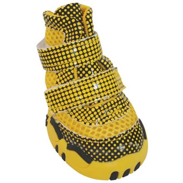 фото Обувь для собак DEZZIE «Флеш». Размер: 2 (5х3,9 см)