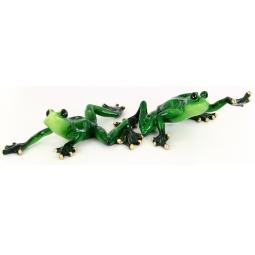 Купить Набор фигурок декоративных Elan Gallery Лягушки-гимнастки 870004