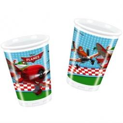 Купить Стаканы пластиковые Procos «Самолеты»