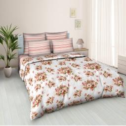 фото Комплект постельного белья Jardin «Миниатюра 1». 1,5-спальный