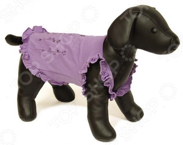 Платье для собак DEZZIE «Грейси» платье для собак dezzie полли