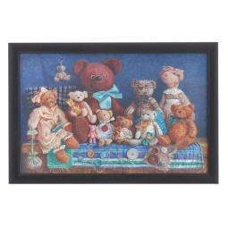 фото Поднос-столик Феникс-Презент «Медвежата»
