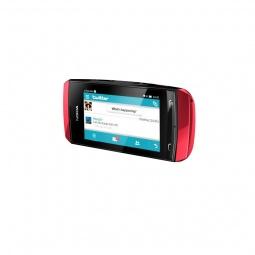 фото Мобильный телефон Nokia 306 Asha. Цвет: красный