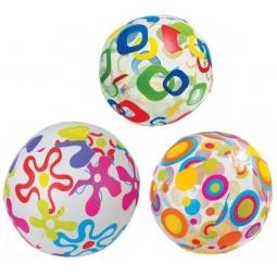 фото Мяч надувной Intex Lively 59050. В ассортименте