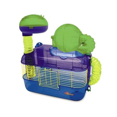 Купить Клетка для грызунов с игровым комплексом Beeztees X-treme