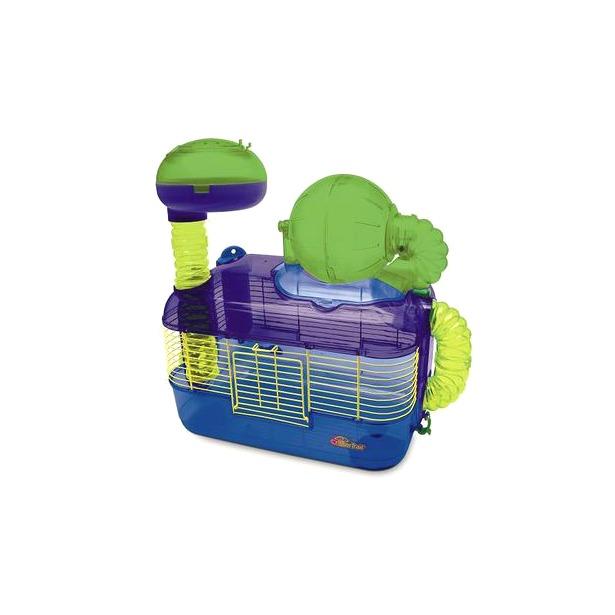 фото Клетка для грызунов с игровым комплексом Beeztees X-treme