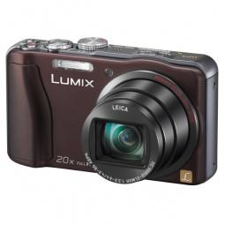 фото Фотокамера цифровая Panasonic DMC-TZ30EE-T