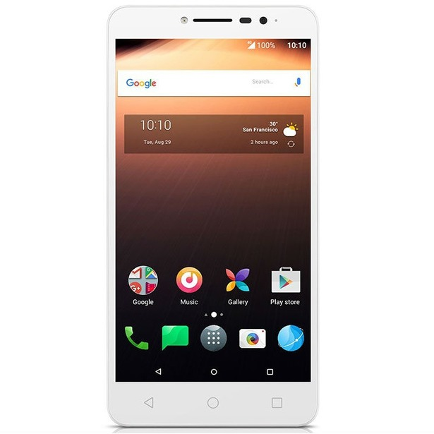 фото Смартфон Alcatel A3 XL 9008D 8Gb