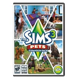 Купить Игра для PC Sims 3. Питомцы (rus)
